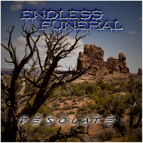 Endless Funeral - Desolate CD